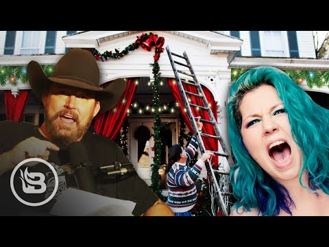 Putting Up Christmas Lights Now Makes You a Bigot?!? | The Chad Prather Show