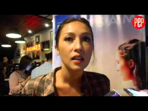 Solenn Heussaff on being named by Derek Ramsay as the girl who really broke his heart