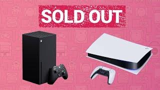 PS5 e Xbox Series X esaurite su Amazon! È fame di next gen!