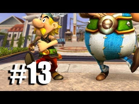 Let's Play PSP - Asterix & Obelix XXL 2 #13 HD |