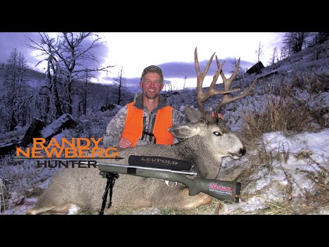 Hunting Montana Mule Deer with Randy Newberg (FT S2 E6)