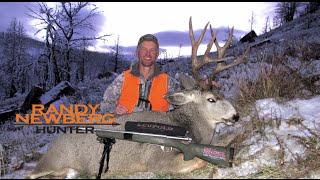 Montana Mule Deer Surprise - Fresh Tracks with Randy Newberg (hunting)