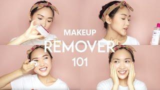 Makeup Remover 101 - Tất Tần Tật Về Tẩy Trang | Chloe Nguyen