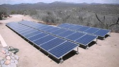 Pictures of solar panels