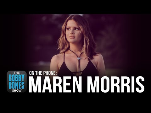 Maren Morris On How New Collaboration With JP Saxe Came Together In Nashville