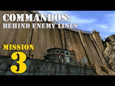 Commandos: Behind Enemy Lines -- Mission 3: Reverse Engineering