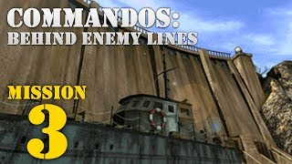 Commandos: Behind Enemy Lines -- Mission 3: Reverse Engineering