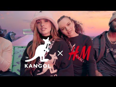 Kangol x H&M feat. Mabel<br><br>Kangol is making i...