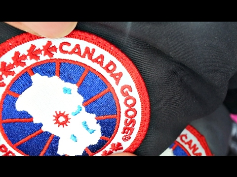 canada goose real or fake
