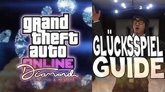 GTA ONLINE CASINO DLC: GLÜCKSSPIEL GUIDE - So funktionieren die Spiele !   GamepadHero 🎮