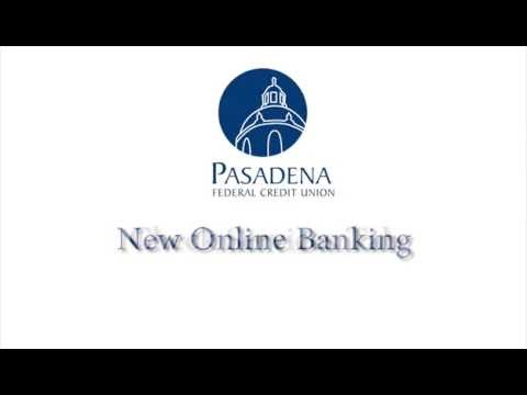 Pasadena FCU Online Banking Overview: Check Services Tab