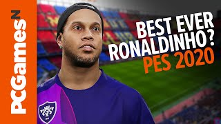 PES 2020 | Master League, Ronaldinho and finesse dribbling