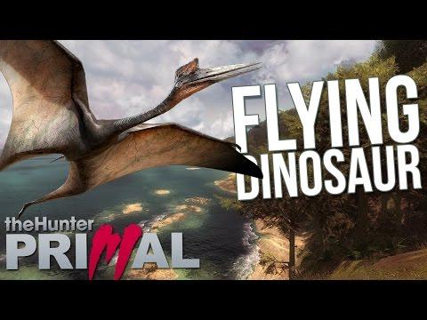 the Hunter Primal [Full Release] - Flying Dinosaur Quetzalcoatlus Hunting [GIVEAWAY]