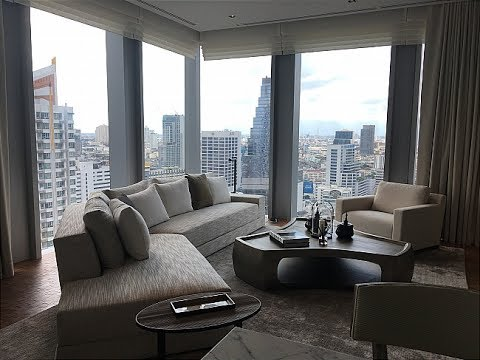 The Ritz Carlton Residences Bangkok 2 Bedroom Show Suite