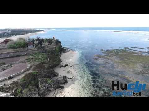 Aerial Beach in South Bali Indonesia RAW 1080p