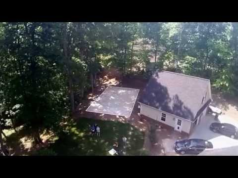 Drone Over Marksville
