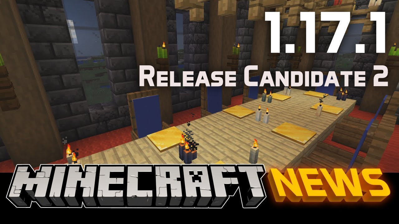 What's New in Minecraft 1.17.1 Release Candidate 2?