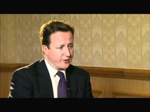 David Cameron: Immigration