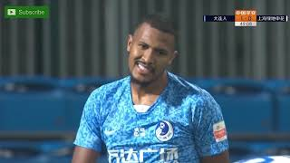 [HD] All Goals (Rondon, Jinhao) & Highlights | Dalian Pro 1 - 1 Shanghai Shenhua