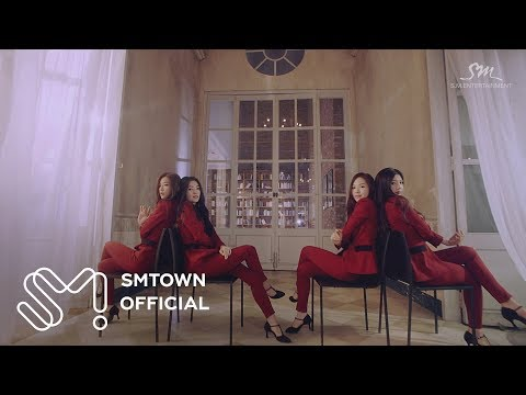 Red Velvet 레드벨벳 'Be Natural (feat. SR14B TAEYONG (태용)) MV