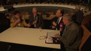 Uitslagavond gemeenteraadsverkiezingen Hardenberg 2018