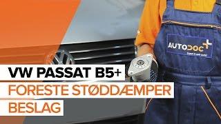 Vedligeholdelse VW ARTEON (3H7) - videovejledning