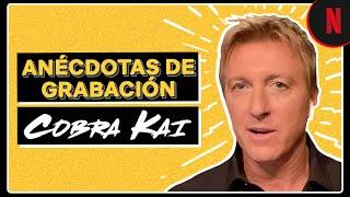 Cobra Kai   William Zabka cuenta cómo se grabó el final de la primera temporada