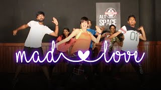 Dance Fitness Routine | ❤Mad Love❤ | Choreography by Vijaya Tupurani