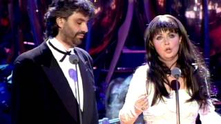 Video Sarah Brightman Andrea Bocelli -1997 Por ti volare. download MP3, 3GP, MP4, WEBM, AVI, FLV September 2018