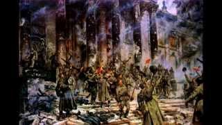 Попурри песен о войне