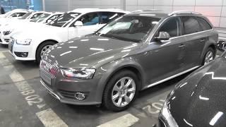 Выбираем б\у авто Audi A4 allroad (бюджет 1.500-1.700тр)