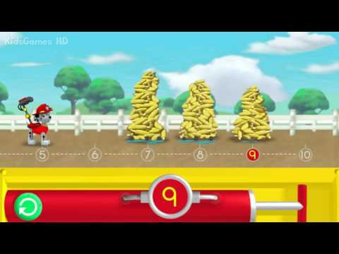 Paw Patrol Game Corn Roast Catastrophie   Nick JR English Cartoon   Paw Patrol Full Episodes 34
