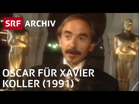 Oscar für Xavier Koller 1991
