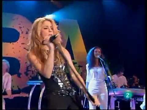 Shakira Años Luz - Asuntos Propios.Madrid.mp4