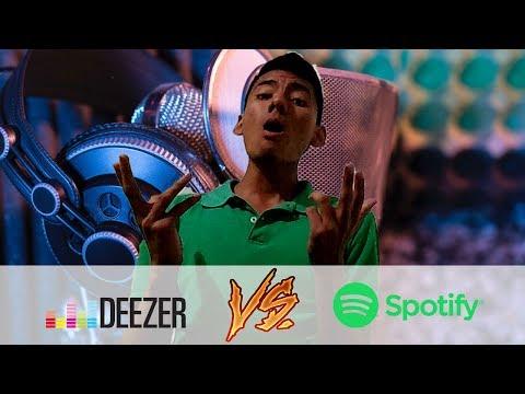Spotify vs Deezer ¿Quién tiene el mejor servicio de musica en streaming? 🎧🎵