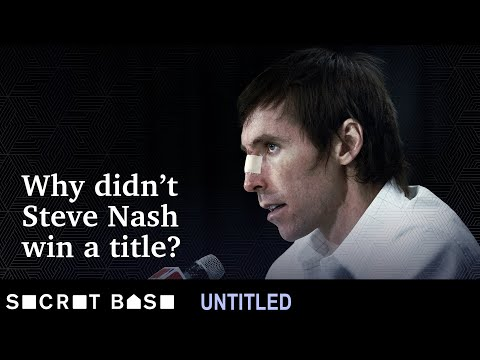 Steve Nash never won an NBA championship. Here's what left him empty-handed.