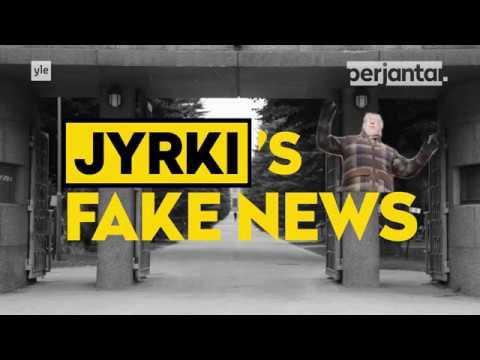 Jyrki's Fake News: Trumpin kumous