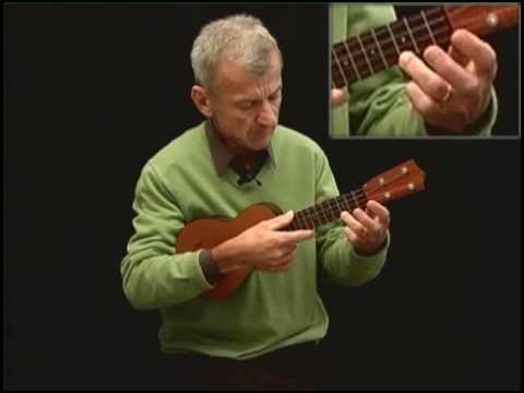 Lär dig spela ukulele gratis