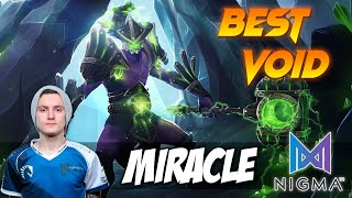 Nigma.Miracle BEST Faceless Void - Dota 2 Pro Gameplay [Watch & Learn]