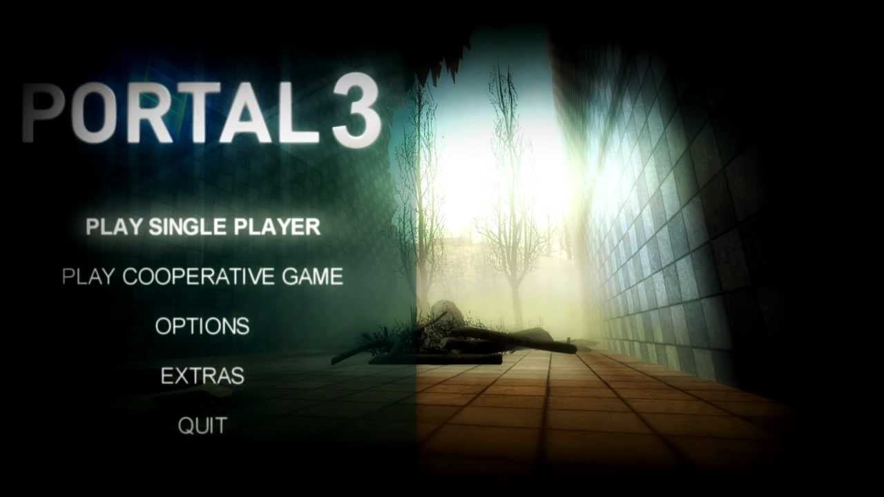 Portal 3 gameplay youtube for 3 portals