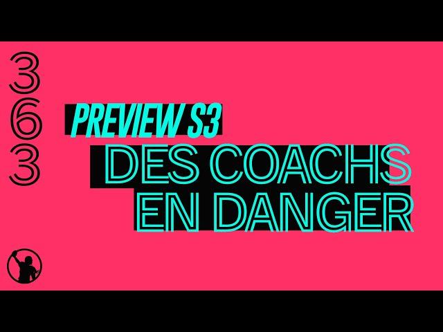 Preview S3 : des coachs en danger et un duel Chiefs-Ravens au sommet