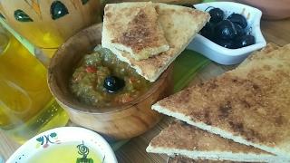 me revoilà avec une nouvelle recette kabyle que je partage avec joi...