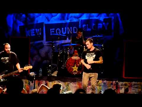 New Found Glory Boy Crazy 102811  Best Buy Theater  NYC