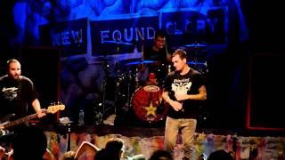 "New Found Glory ""Boy Crazy"" 10-28-11  Best Buy Theater  NYC"