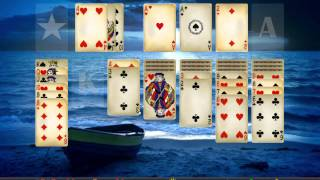 Full Deck Solitaire gameplay - Mac game