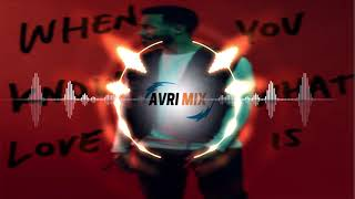 Craig David -  When You Know What Love Is (Avri mix) Video