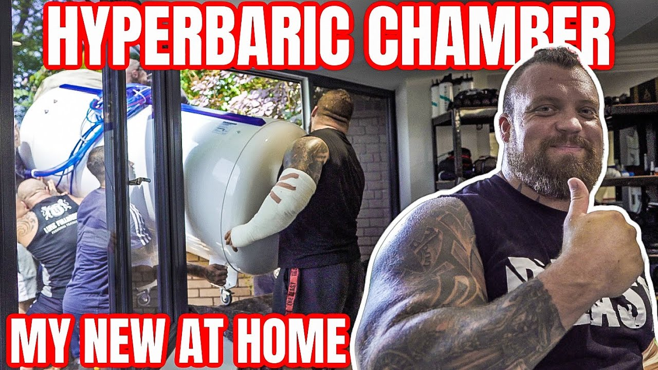 My new Hyperbaric chamber   Best recovery ever