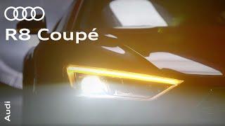 The Audi R8 Coupé