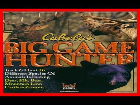 Cabela's Big Game Hunter 1998 PC