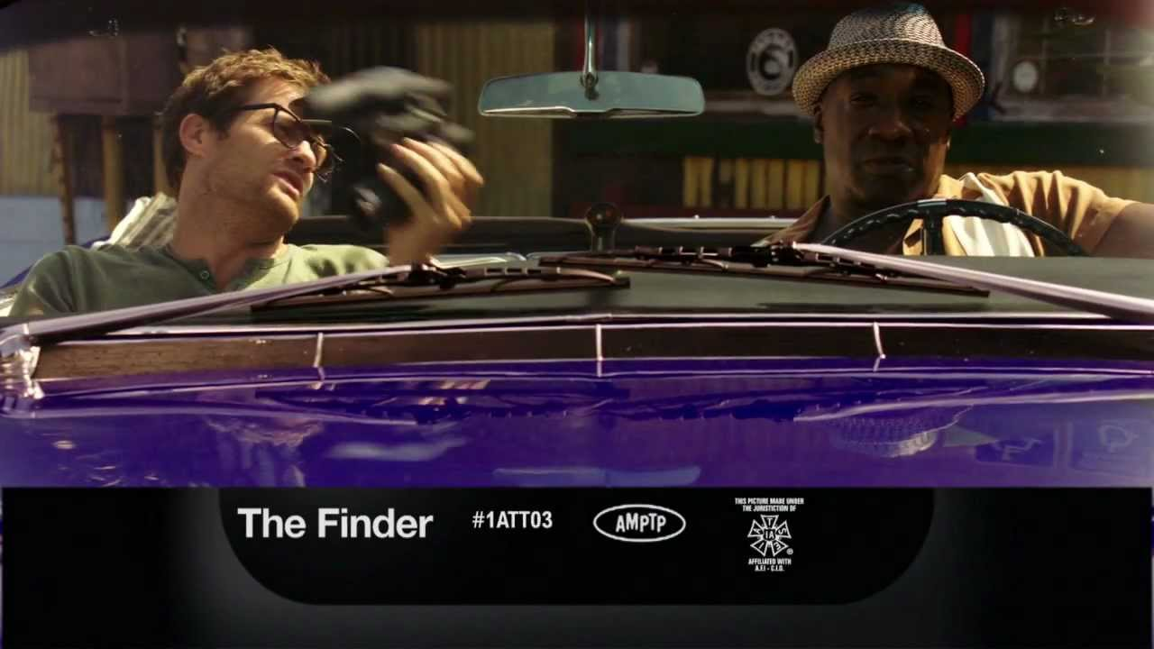 """Download The Finder 1x04 - """"Swing and a Miss"""" Promo (HD)"""
